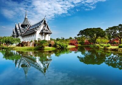Bangkok - Tajland