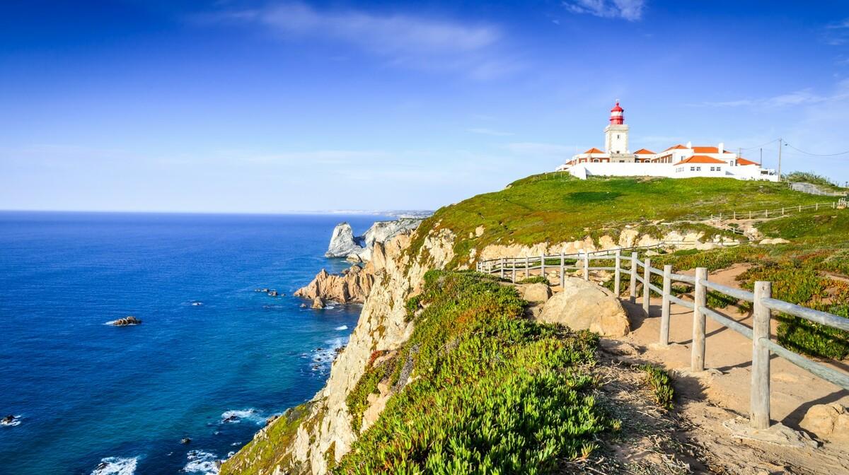 Svjetionik na Cabo da Roca, putovanje u Portugal
