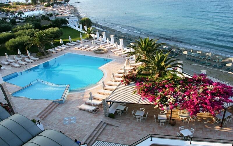 Karpatos, Pigadia, Hotel Electra Beach