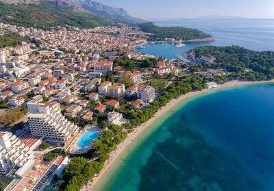 Makarska, Hotel Meteor