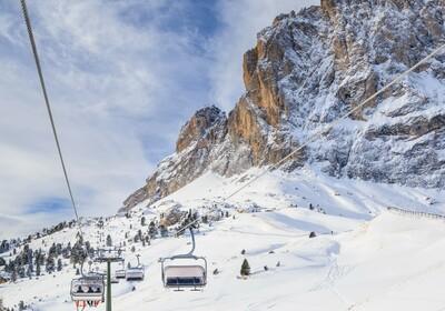 Italija - Dolomiti, ski