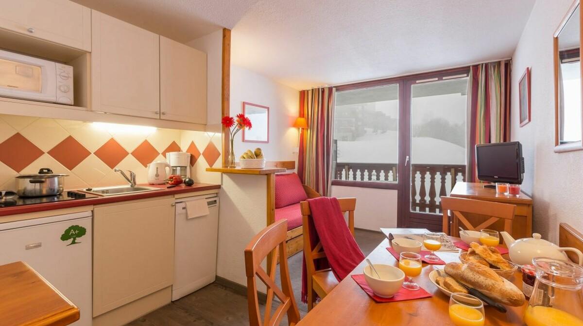 Apartmani Residences Alpe d'Huez