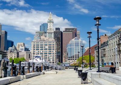 Boston, panorama grada, putovanje u SAD, Boston, grupni polasci, daleka putovanja