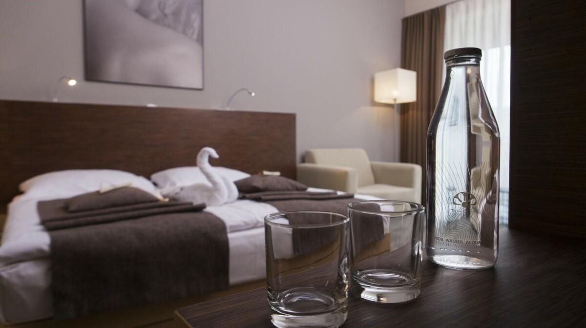 Terme Olimia, Hotel Sotelia, dvokrevetna soba