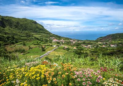 Azori, putovanje na Azore, europska putovanja zrakoplovom