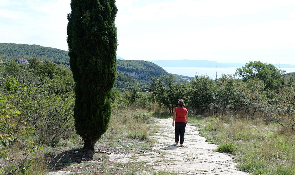 Hrvatska, Istra, staza za planinarenje, Rabac-Labin, jednodnevni izleti, grupni polasci,