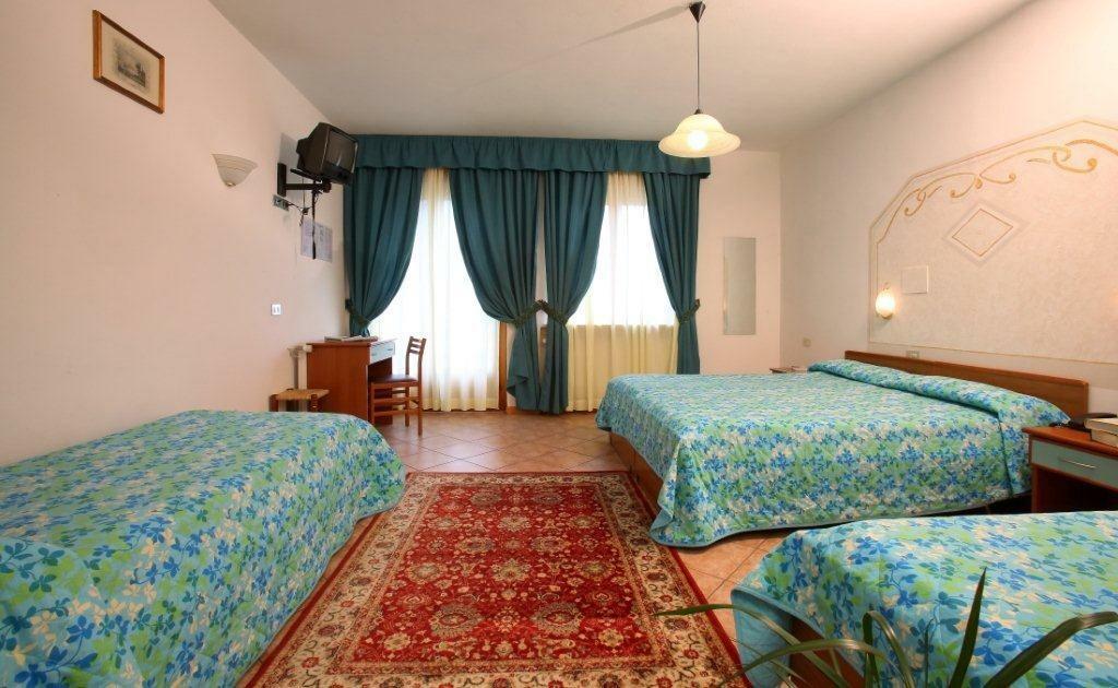 Skijanje u Italiji, skijalište Andalo / Paganella, Andalo, Hotel Splendid, primjer sobe