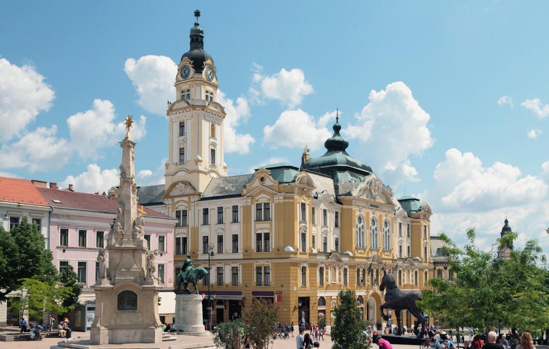 Putovanje u Pečuh, putovanje Mađarska, garantirani polasci