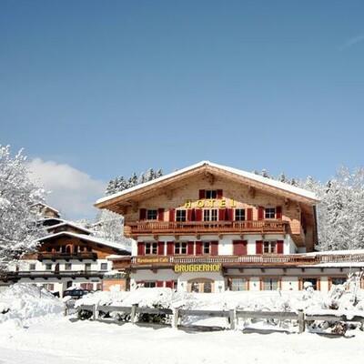 Kitzbühel, Wellness & Sporthotel Bruggerhof