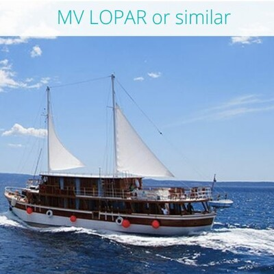 Katarina Line, KL3, brod za traditional ensuite