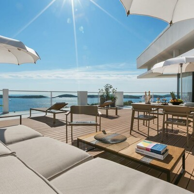 Hotel Amfora, Hvar Grand Beach Resort, Hvar
