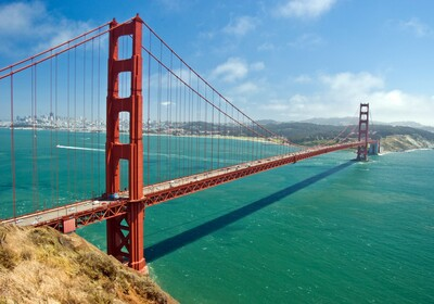 San Francisco putovanje, mondo travel, grupni polasci za SAD, Golden Gate bridge putovanje