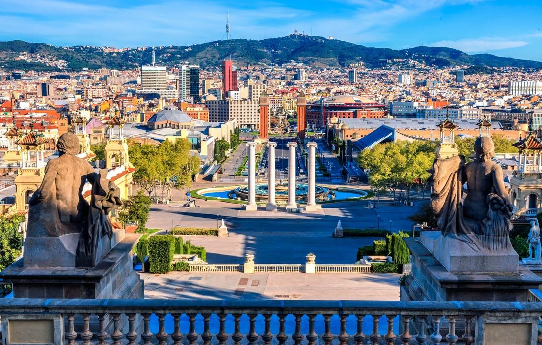 Barcelona, putovanje u Barcelonu, Europska putovanja zrakoplovom