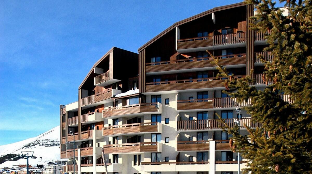 Alpe d'Huez, Residence Le Christiania