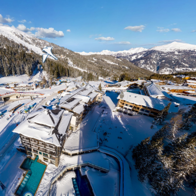 Katschberg, Falkensteiner Hotel Cristallo, skijanje Katschberg