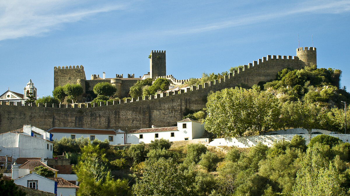 Zidine u Obidosu, putoavnje Lisabon i mala portugalska tura