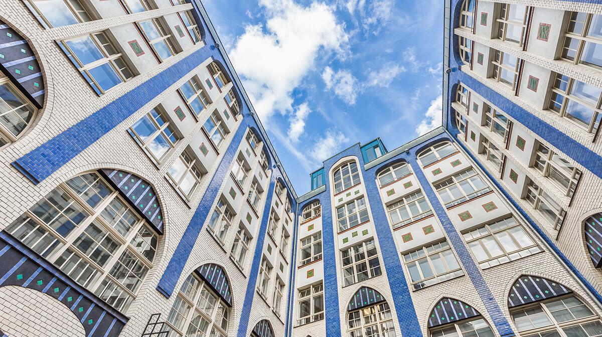 Hackesche Hofe - kompleks smješten pokraj Hackescher Markta