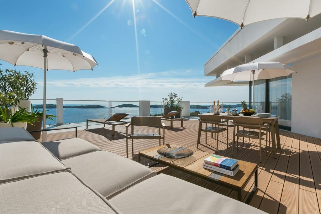 Hotel Amfora, Hvar Grand Beach Resort, Hvar