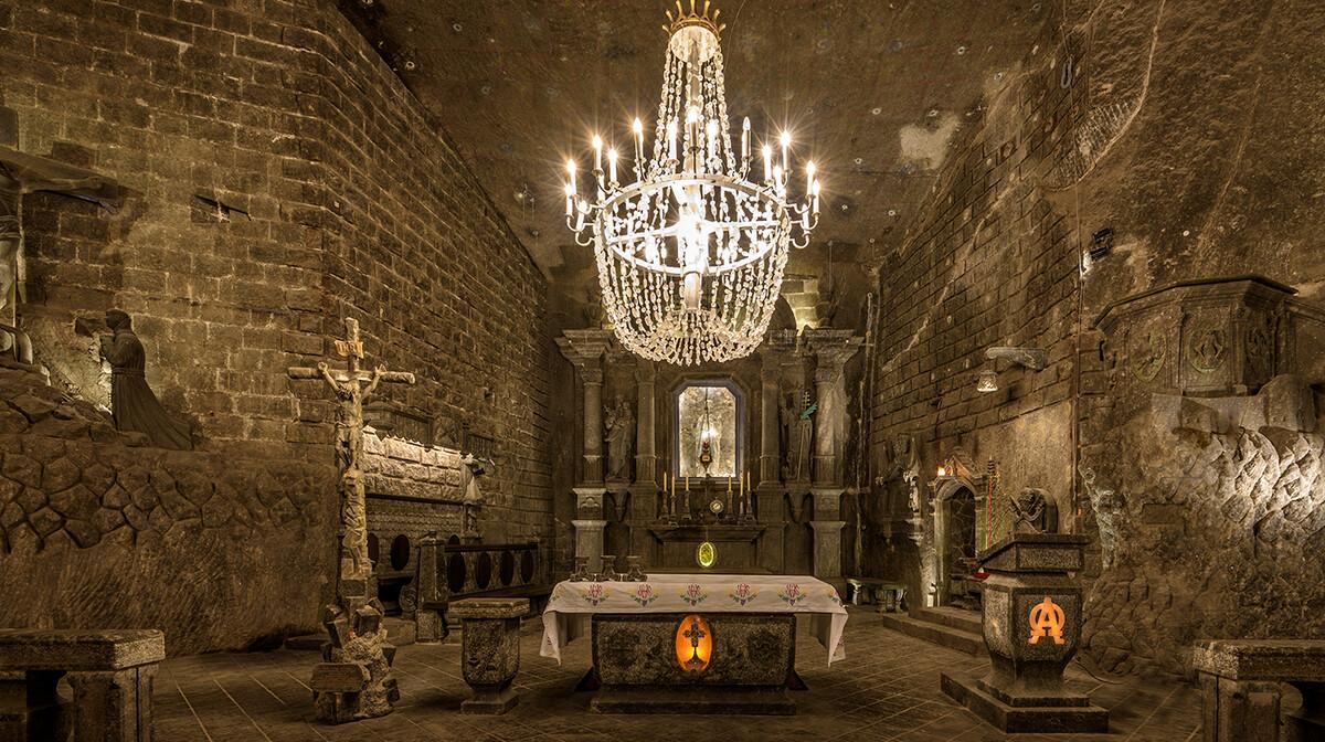 Luster u rudniku soli Wieliczka, putovanje u Krakow, garantirani polazak