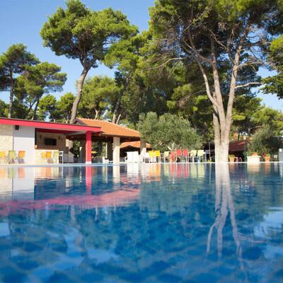 Mediteransko selo, bazen