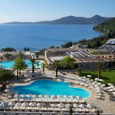 Krf, Agios Ioannis, Hotel Marbella