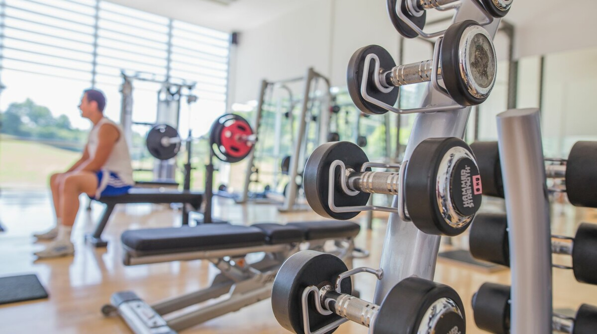 Terme Sveti Martin, Hotel Spa Golfer, fitness