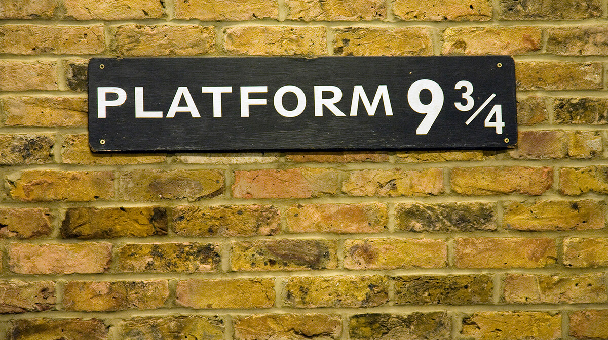 Platforma 9  ¾ u Londonu, putovanje putevima Harry Pottera, putovanje u London, garantirani polasci