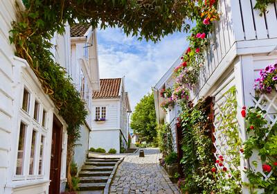 Norveška - Stavanger