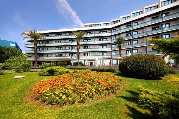 Biograd na Moru, Hotel Ilirija