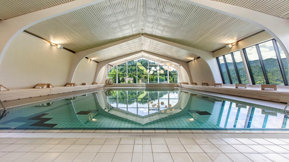 Skijanje i wellness u Sloveniji, Bled, Hotel Park, bazen