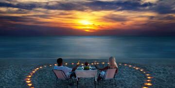 večera na Maldivima, putovanja zrakoplovom, Mondo travel, daleka putovanja, garantirani polazak