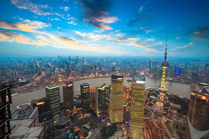 Kina - Shanghai