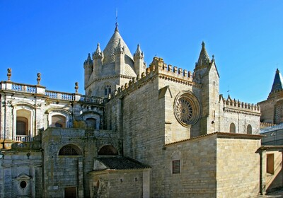 Cathedral St. Maria of Evora