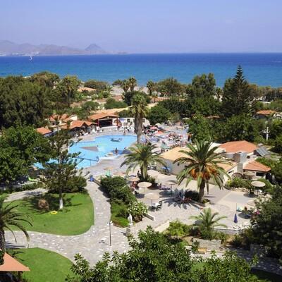 Kos, Lambi, Hotel Atlantis