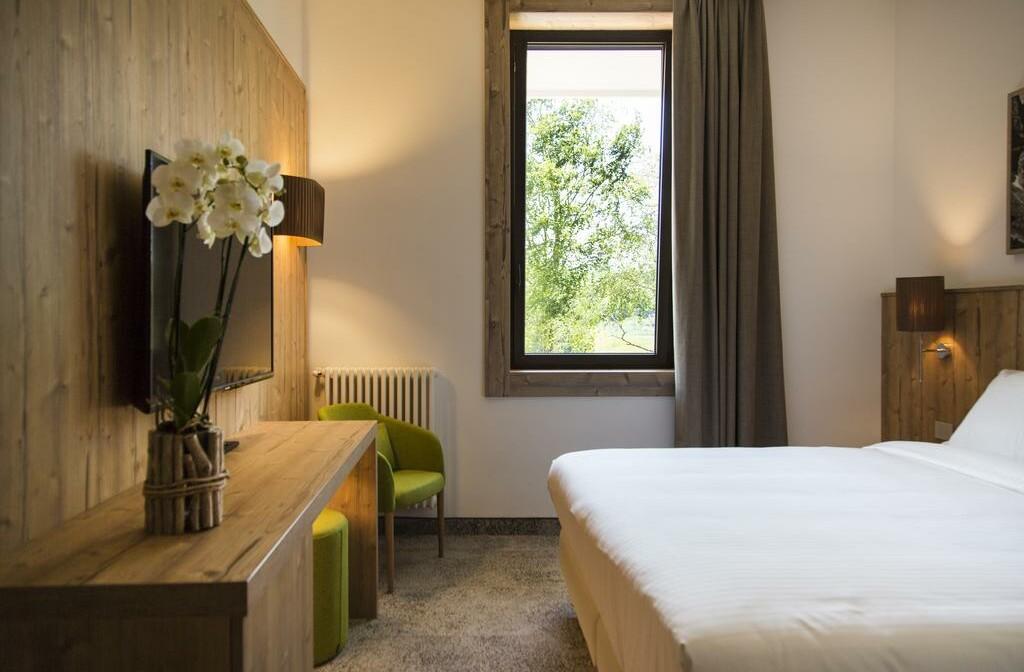 Skijanje u Italiji, Asiago, Linta Hotel Wellness & Spa, spavaća soba