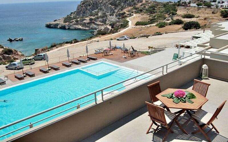 Karpatos, Amopi, Hotel Apolis Beachscape