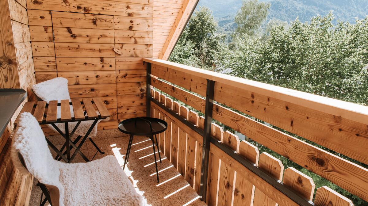 Slovenija, Bohinj, Apartmani Triglav, apartman sa balkonom za dvoje