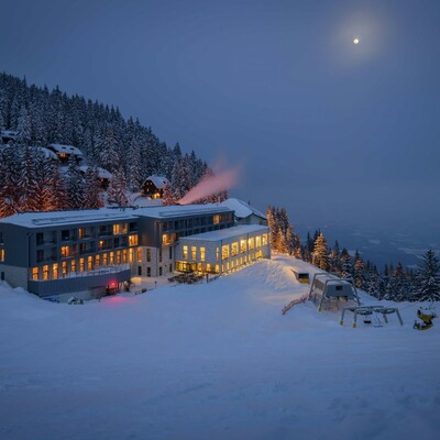 zima golte, skijanje, mondo travel, Hotel Golte