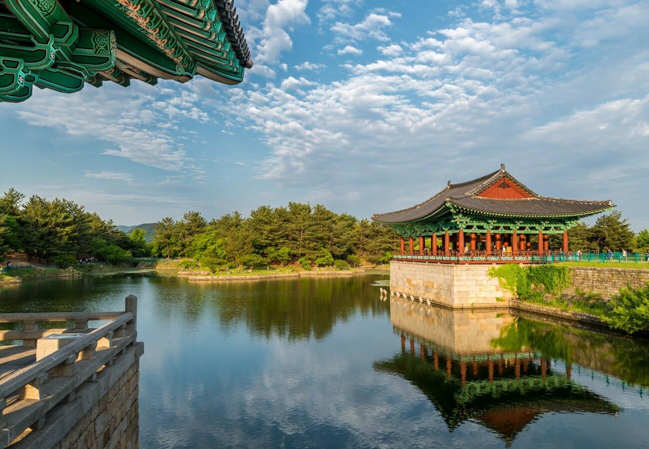 Južna Koreja, Donggung palača i jezero Wolji, garantirani polasci, vođene ture, pratitelj putovanja