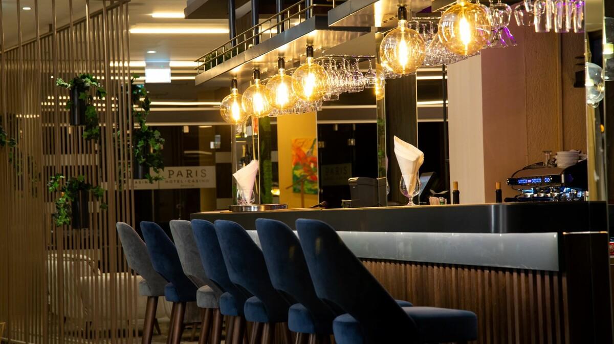 Opatija, Hotel Paris, Bar