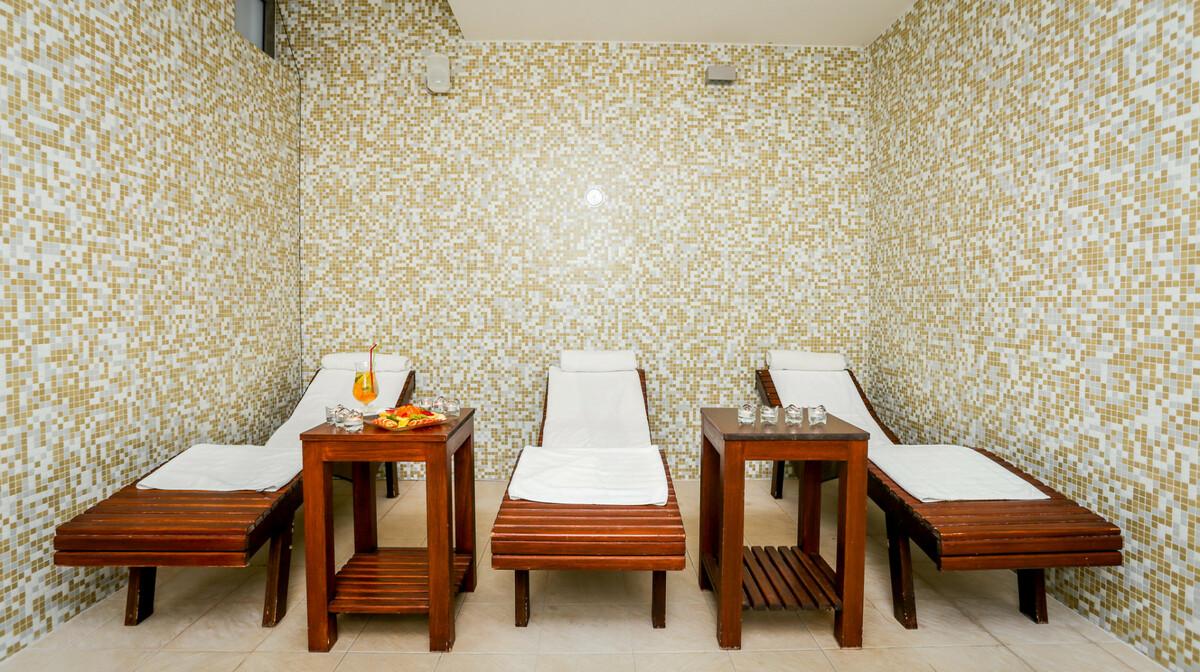 Hotel Trakošćan, relax soba