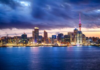 Novi Zeland, Auckland