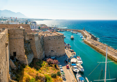 Ljetovanje na Cipru, dvorac Kyrenia, posebnimm zrakoplovom, garantirani polasci