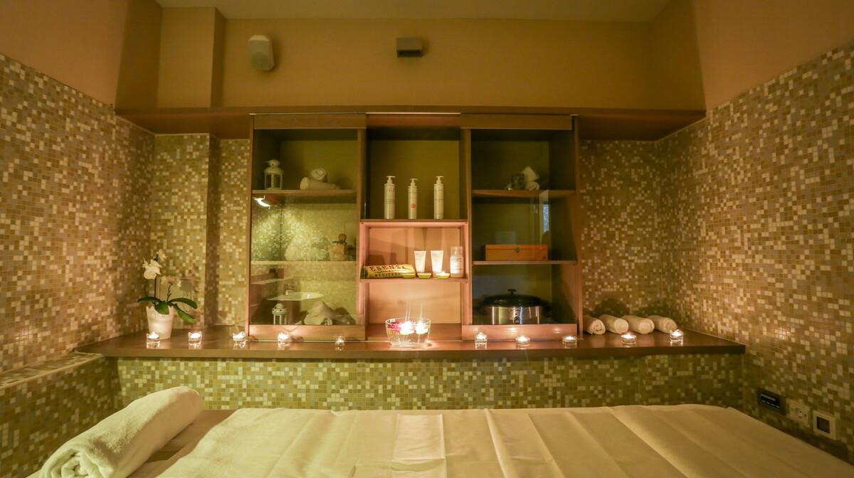 Hotel Trakošćan, soba za masažu
