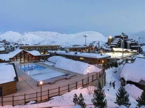 Skijanje u Francuskoj, Alpe d'Huez, Les Horizons