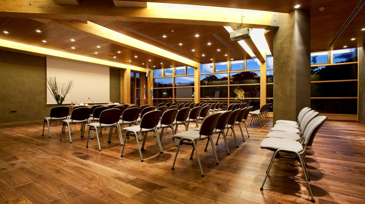 Wellness u Sloveniji, Bohinjska Bistrica, Bohinj Eco, konferencijska dvorana