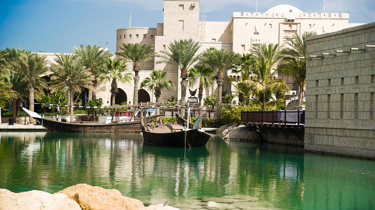 Madinat Jumeirah, putovanje u Dubai, Emirati, grupni polasci, daleka putovanja