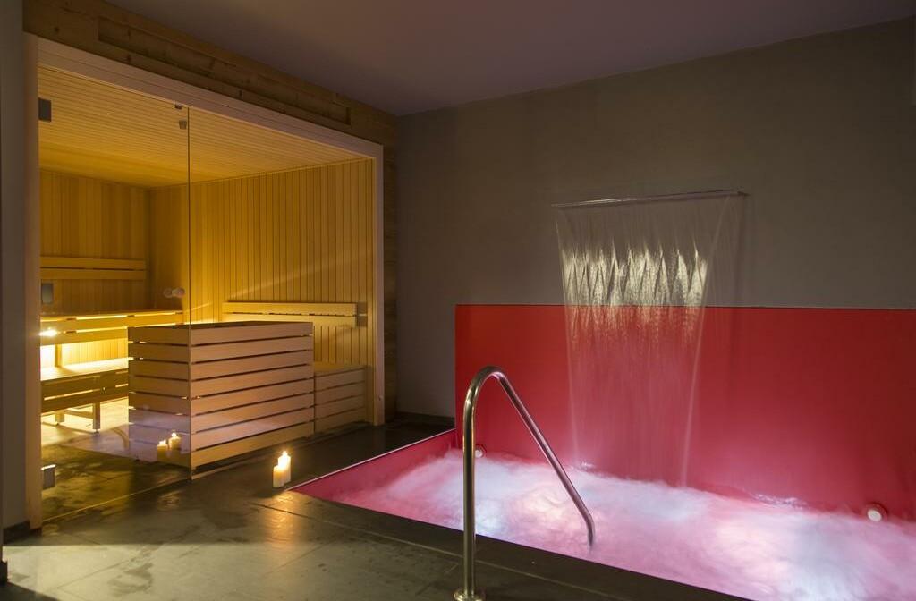 Skijanje u Italiji, Asiago, Linta Hotel Wellness & Spa, jacuzzi