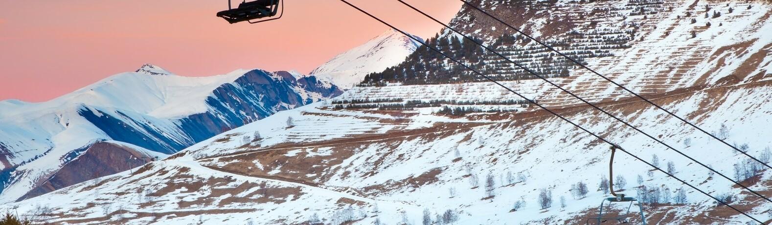 Skijanje Valmeinier