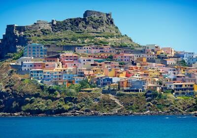 Castelsardo - Sardinija